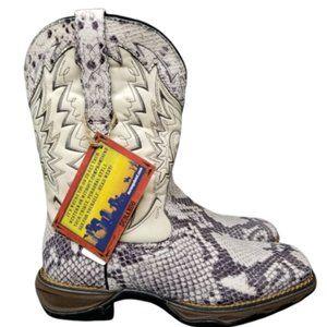 Durango Women's Boots Lady Rebel Snake Size 8M